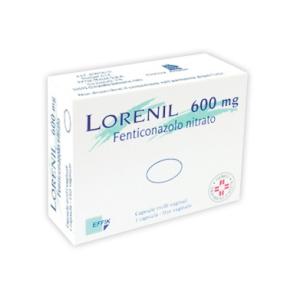 Cerca Offerte di lorenil 1 capsule molli vaginale 600mg e acquista online