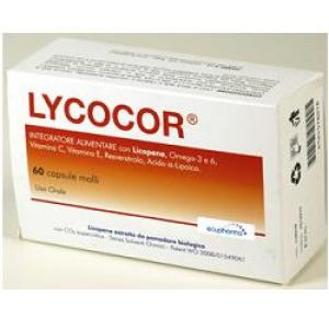 lycocor 60 capsule molli