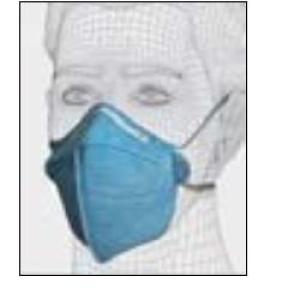 mascherina ffp3 c/valv pb pharma