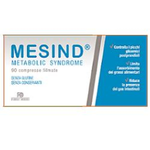 Cerca Offerte di mesind metabolic syndrome 90cp e acquista online