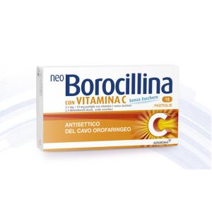 Cerca Offerte di neoborocillina c 16 pastiglie senza zucchero e acquista online