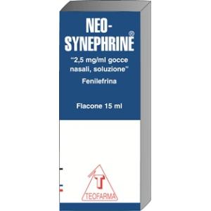 Cerca Offerte di neosynephrine gocce 15ml2,5mg/ml e acquista online