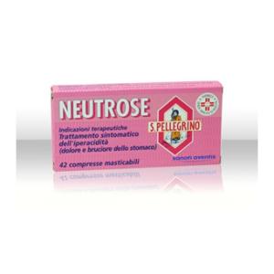 neutrose s.pellegrino 42 compresse