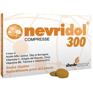 nevridol 40 compresse