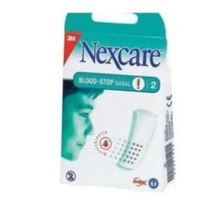 nexcare blood stop nasal 2pz bugiardino cod: 905301127