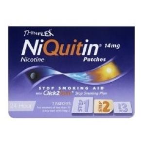 Cerca Offerte di niquitin 7 cerotti transd 14mg/24h e acquista online