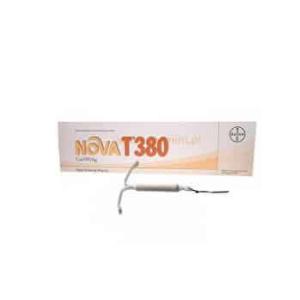 nova t 380 dispersibili intrauterino