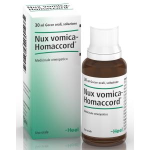 nux vomica homac 30ml gocce heel