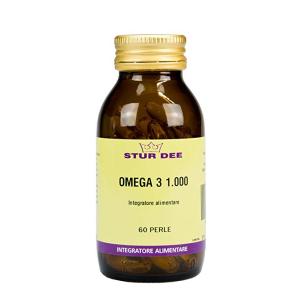 omega 3 1.000mg 60 perle bugiardino cod: 926051412