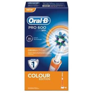 Cerca Offerte di oralb pc 600 arancio crossacti e acquista online