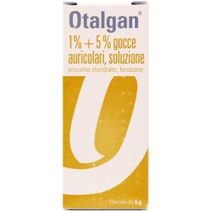 Cerca Offerte di otalgan oto gocce fl 6g e acquista online