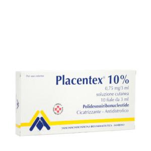 Cerca Offerte di placentex soluzione cutanea 10f 0,75mg e acquista online