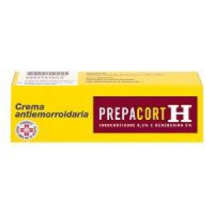 prepacorth crema 20g 0,5g+5g/100g