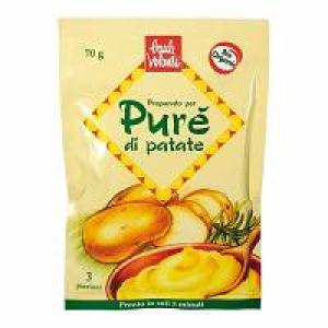 Cerca Offerte di preparato pure patate 70g e acquista online