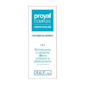 proyal complex gocce oculari15ml bugiardino cod: 931007494