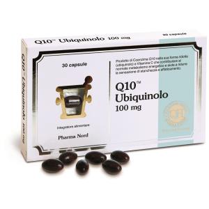 ubiquinolo  Q10 ubiquinolo 30 capsule a 31,57€ Risparmia con