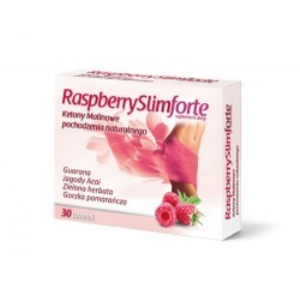 raspberry slim forte 30 compresse