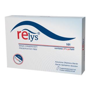 relys monodose 15minicont bugiardino cod: 881500363