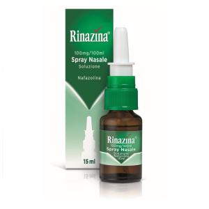 Cerca Offerte di rinazina spray nasale 15ml 0,1% e acquista online