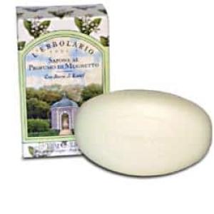 l erbolario sapone al profumo di mughetto bugiardino cod: 901537973
