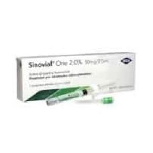 sinovial one siringa 2% 2,5ml