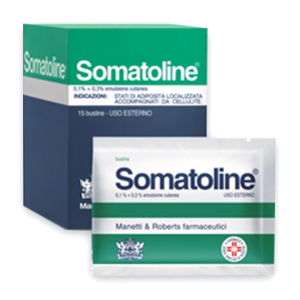 Cerca Offerte di somatoline emulsione 15 bustine 0,1+0,3% e acquista online