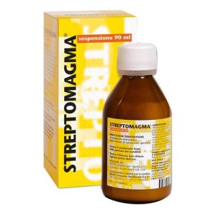 streptomagma os sospensione fl 90ml bugiardino cod: 011068032
