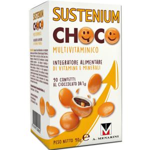 sustenium choco confetti 90g