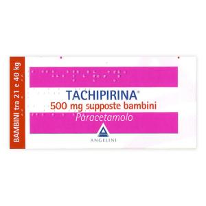 Trova Offerte di tachipirina bb 10 supposte 500mg e compra online