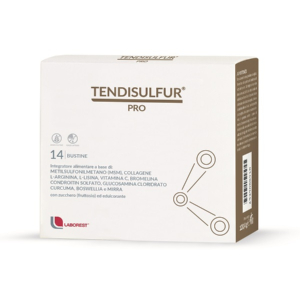 tendisulfur pro 14 bustine