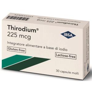 Trova Offerte di thirodium 225 30 capsule e compra online