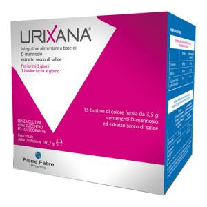 urixana 43 bustine