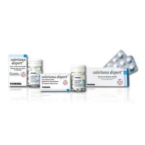 Trova Offerte di valeriana dispert 45 mg - insonnia lieve e difficolta a prendere sonno 60 compresse rivestite e compra online
