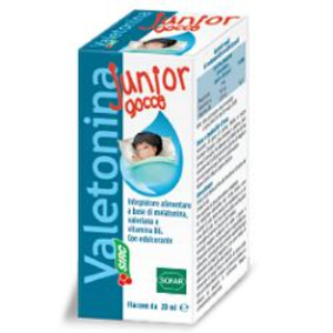 valetonina junior gocce 20ml