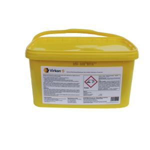 virkon s disinfettante polvere 5kg bugiardino cod: 907697799