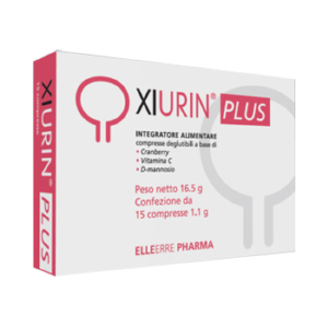 xiurin plus 15 compresse