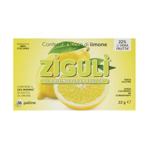 Trova Offerte di ziguli limone 36palline 22g e compra online